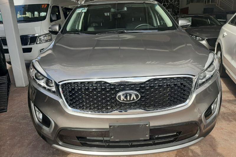 SORENTO EX AUT V6 PIEL 3FILAS 2018